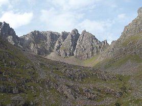 Liathach Northern Pinnacles