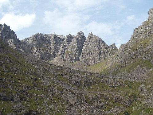 Liathachs Northern Pinnacles