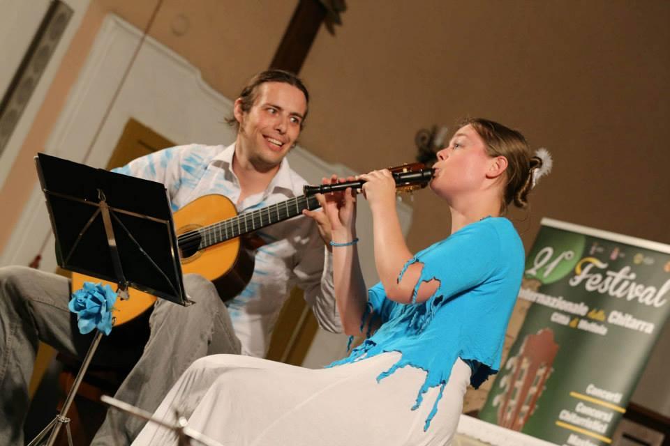 Mottola Guitar Festival, Italy