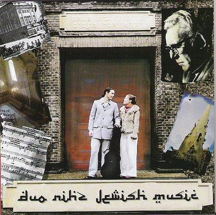 CD: Duo NIHZ - Jewish Music