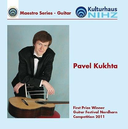 CD: Pavel Kukhta - Guitar