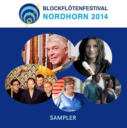 CD: Blockflöten Festival Nordhorn 2014