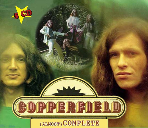 5 CD-BOX: Copperfield Complete