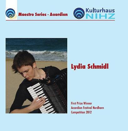 CD: Lydia Schmidl - Accordion