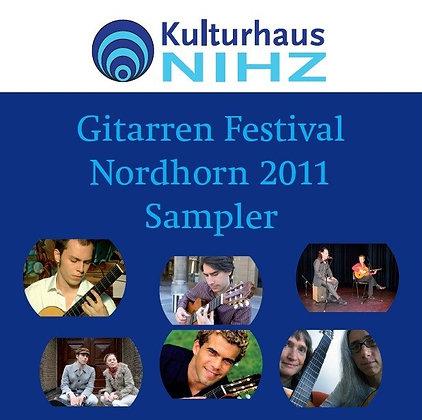 CD: Gitarren Festival Nordhorn 2011