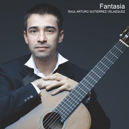 Raul Arturo Gutierrez - Fantasia