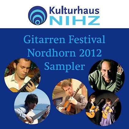 CD: Gitarren Festival Nordhorn 2012