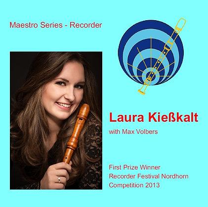 CD: Laura Kiesskalt - Recorder