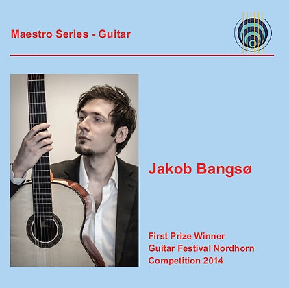 CD: Jakob Bangsø - Guitar