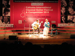 Calcutta Guitar Festival, India