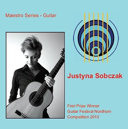 CD: Justyna Sobczak - Guitar