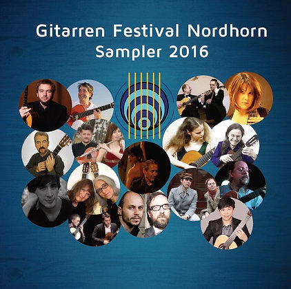 CD: Gitarren Festival Nordhorn 2016