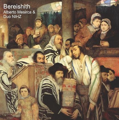 CD: Duo NIHZ&Alberto Mesirca - Bereishith