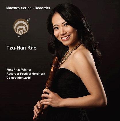 CD: Tzu-Han Kao - Recorder