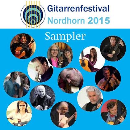 CD: Gitarren Festival Nordhorn 2015
