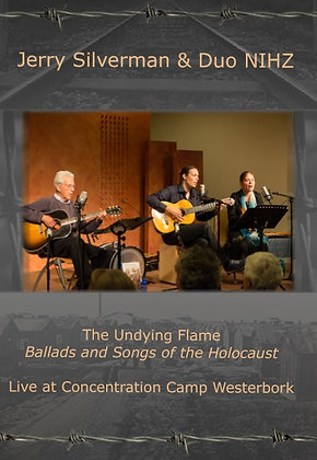 DVD:Duo NIHZ & Jerry Silverman - The Undying Flame