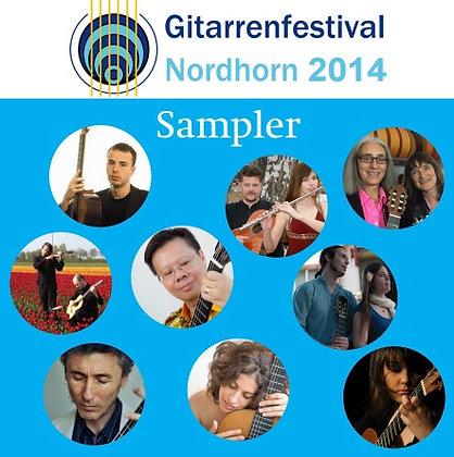 CD: Gitarren Festival Nordhorn 2014