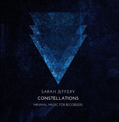 CD: Sarah Jeffery - Constellations