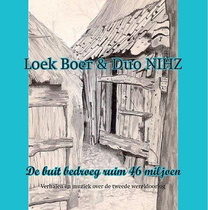 CD: Duo NIHZ & Loek Boer -  De Buit Bedroeg