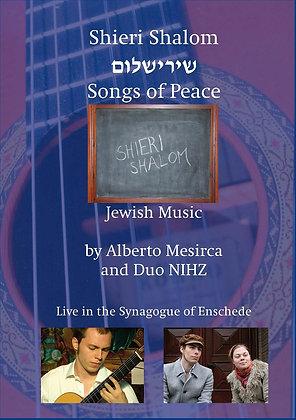 DVD: Duo NIHZ & Alberto Mesirca - Shieri Shalom