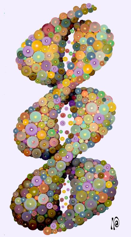 DNA Galaxies