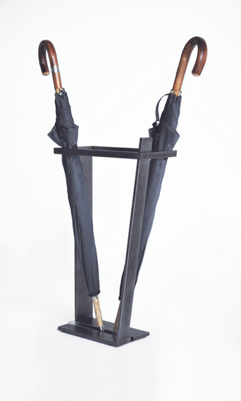 Umbrella stand LINEA