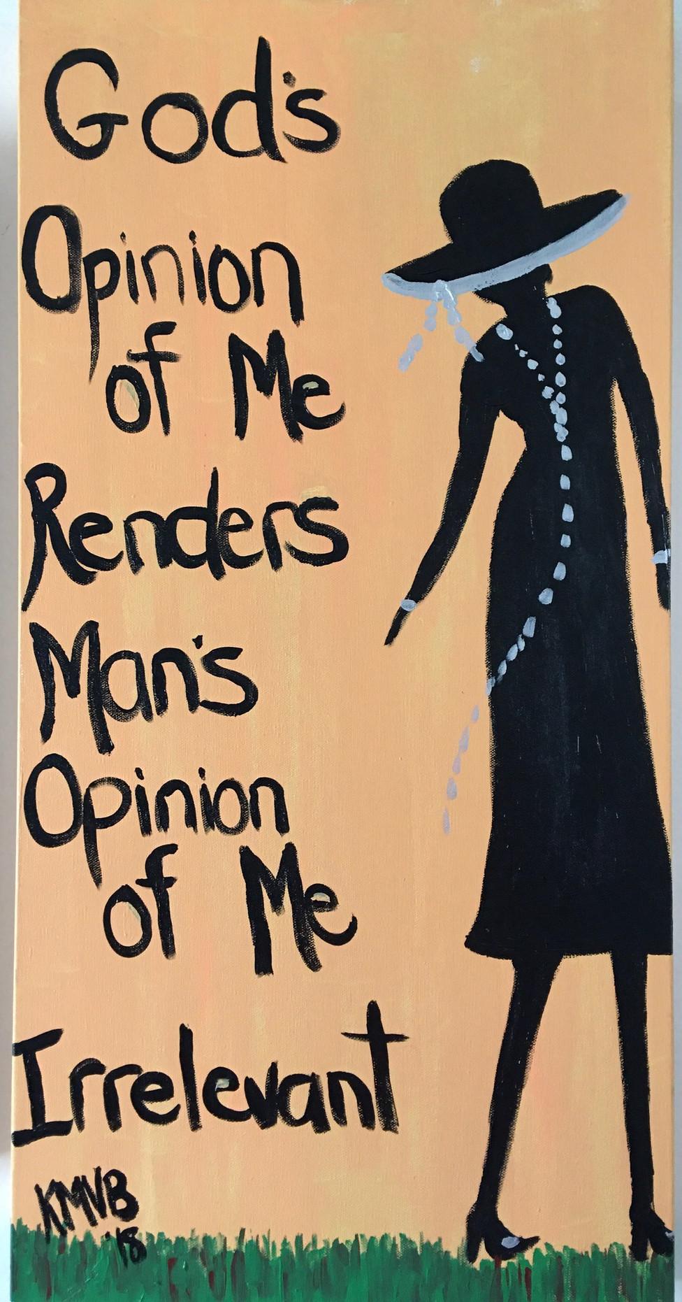 God's Opinion