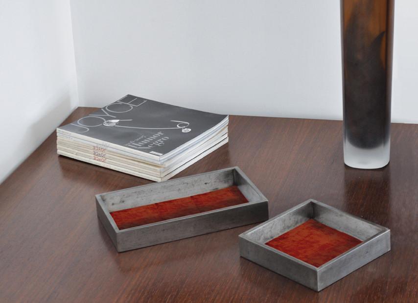 RECINTO Container-empty pockets