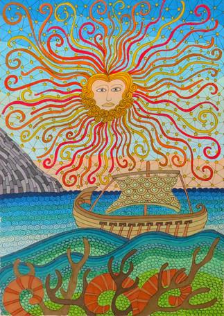 6 Helios God Sun