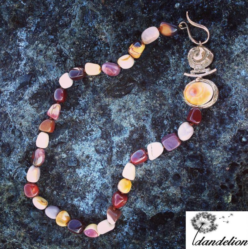 Multi-stones Necklace