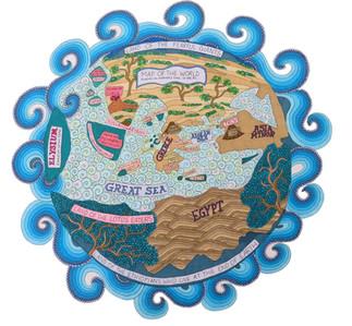 Odyssey's  Map