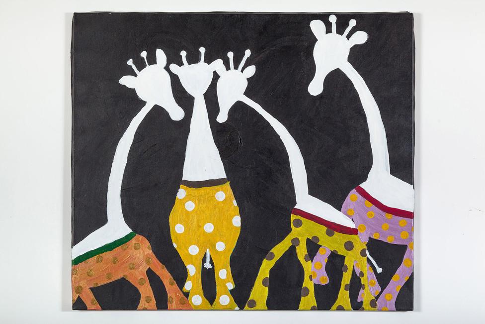 Giraffe Zampa d'Elefante