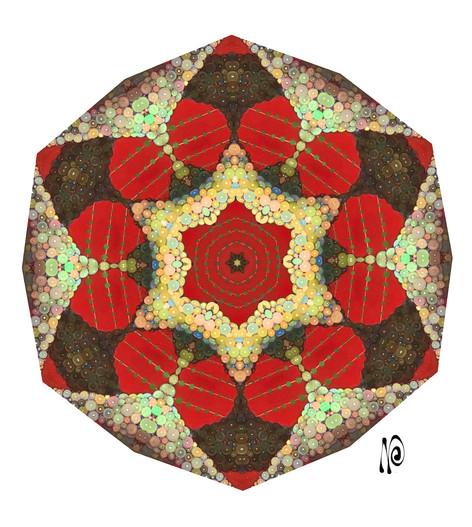 DNA Flower 1