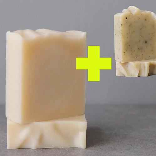 PACKAGE - SHAMPOO + NETTLE SOAP
