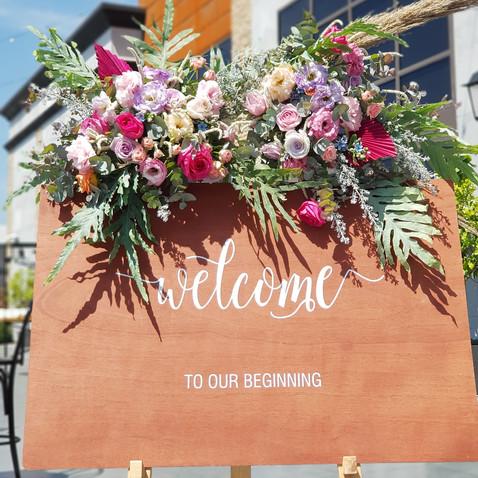 קבלת פנים בחתונה