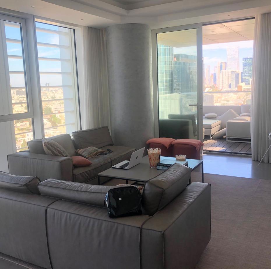 Tel Aviv luxury apartments for rent