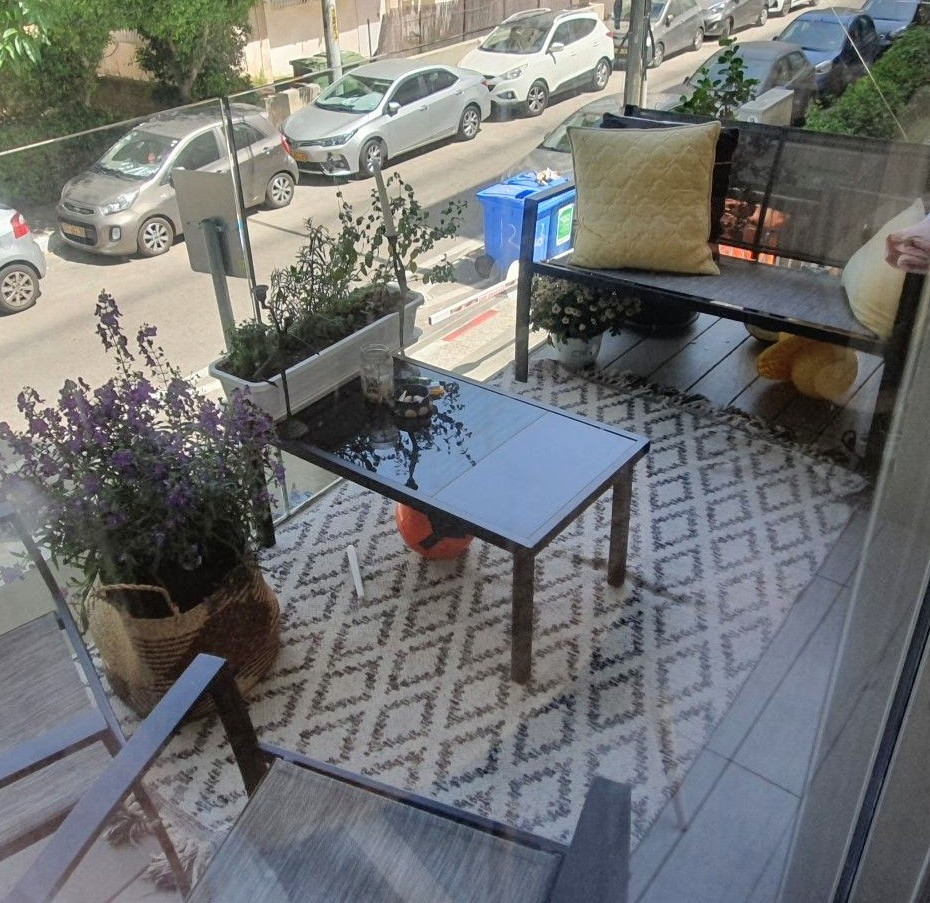 Flats for rent in Tel Aviv