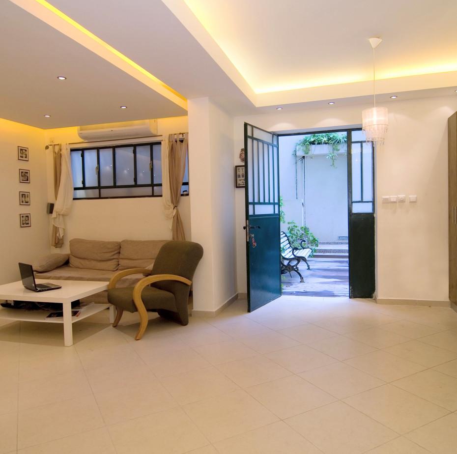 Rent apartment in Tel aviv