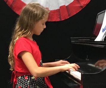 Dolan recital girl