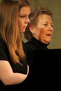 Pat Dolan R piano duet