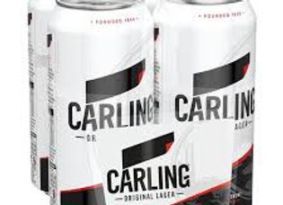 Carling 4 x 440ml Can