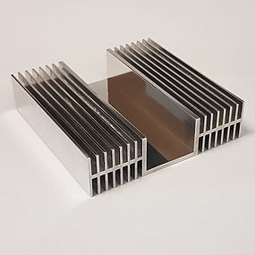 Delorean Heat Sink