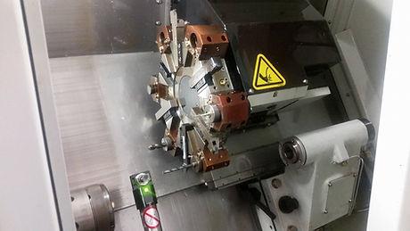 Precision Engineering CNC Lathe