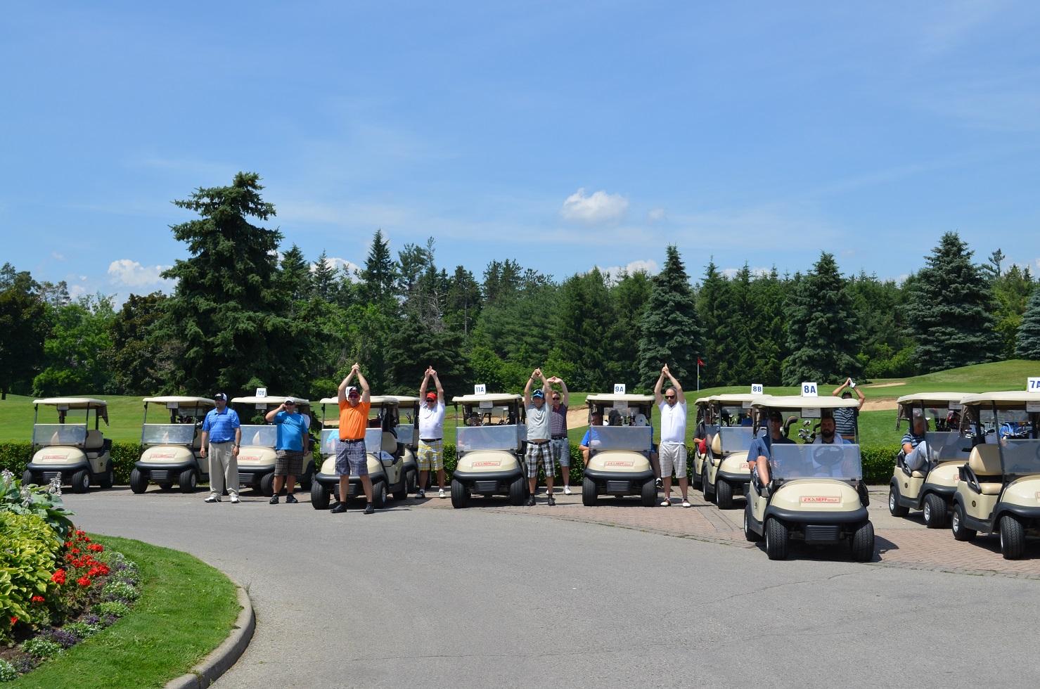 EddieO's Golf guests 1.jpg