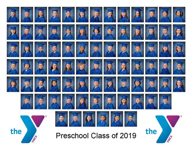 YMCA Preschool Class of 2019 Composite P