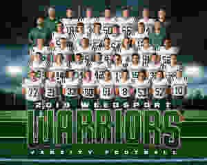 Football team composite by TH Photography Inc at cnyportraits.com