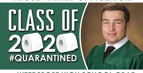 2020 Graduation Yard Signs