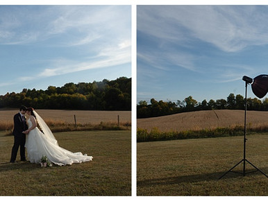 Marina and Troy Weedsport Wedding Story