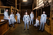 Groomsmen rustic photo at Old Hickory Farm Weedsport