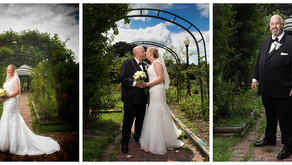 Congratulations Paulette and Jim Thornden Park Wedding Syracuse NY
